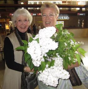 Sharon & Lena Moscow