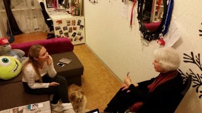 Dasha Nazarova Interview 1