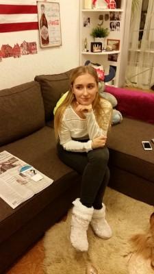 Dasha Nazarova Interview 3