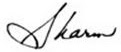 Sharon (signature)